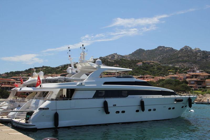 WHITE STAR II  yacht Sanlorenzo