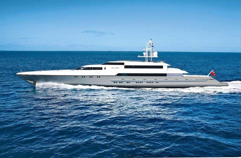 RABDAN yacht SilverYachts