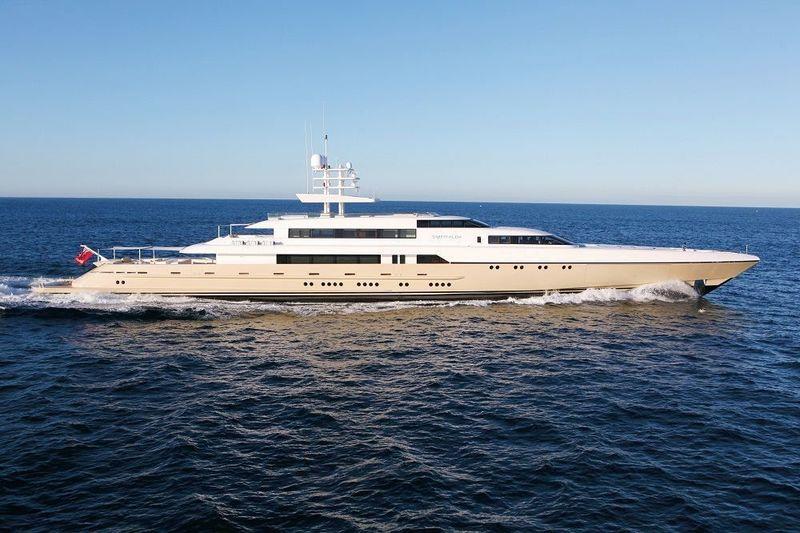 SMERALDA yacht SilverYachts