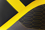 Tecnomar for Lamborghini 63 yacht interior detail
