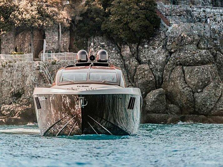 Mr Brown yacht