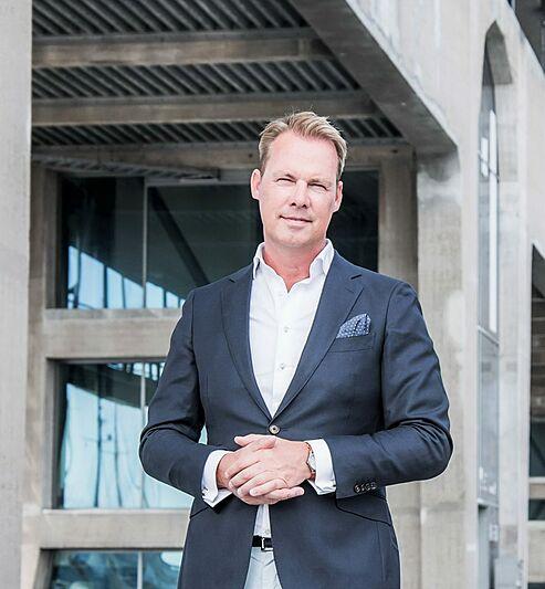 Jeroen Sirag from Royal Huisman