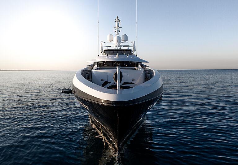 Lady Li yacht by Heesen in Viareggio