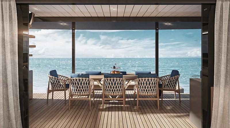 MC82p yacht interior design