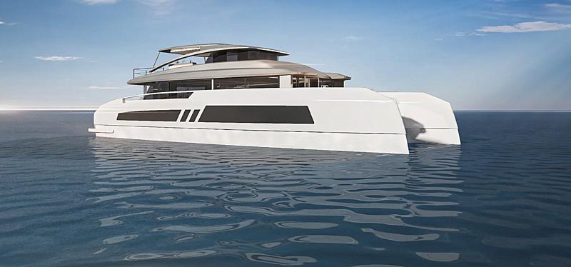 MC82p yacht exterior design
