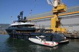 Ocean's Four Yacht Sanlorenzo