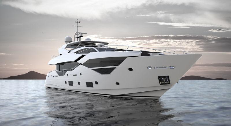 2 J'S OF LONDON yacht Sunseeker