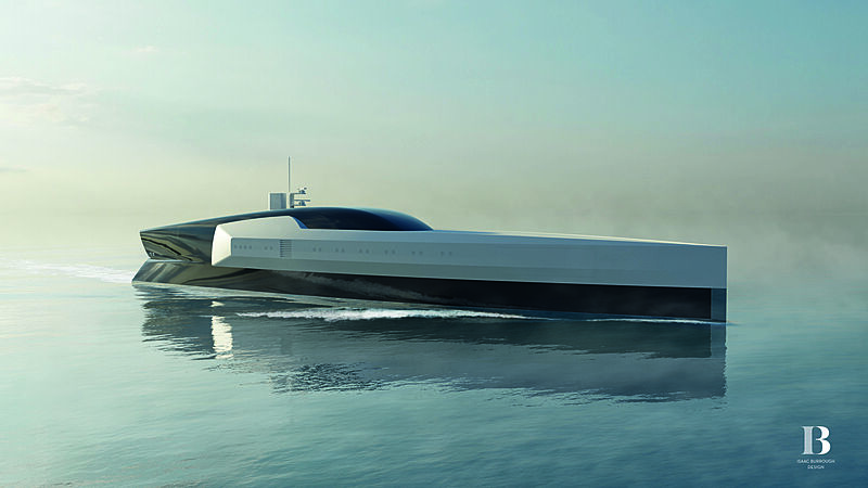 Lateral Naval Architects sponsored content – Inception rendering