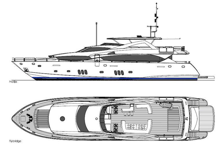 COLETTE  yacht Sunseeker