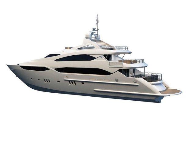 LUCIEN yacht Sunseeker