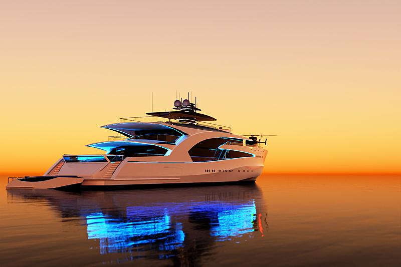 Nick Stark Design superyacht Project Grace concept