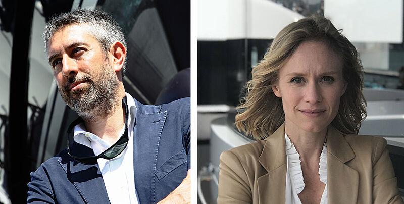 Nicola Nicolai and Serena Bartoloni