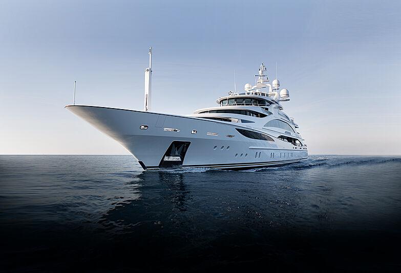 Diamonds are forever yacht cruising
