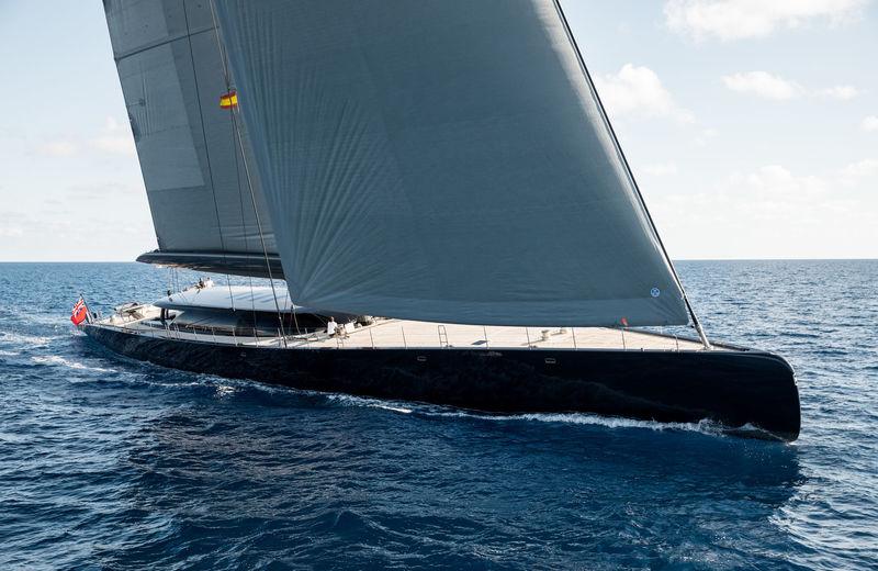 NGONI yacht Royal Huisman