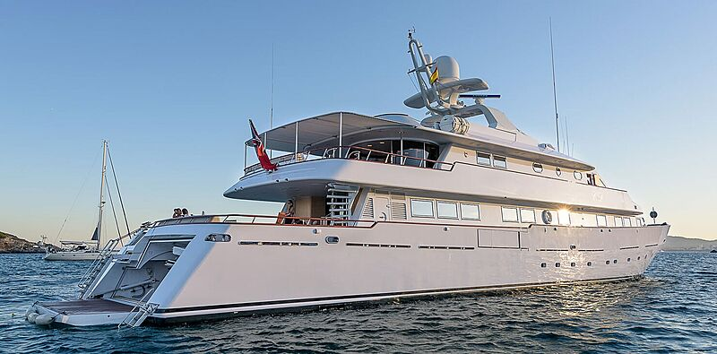 CD Two yacht
