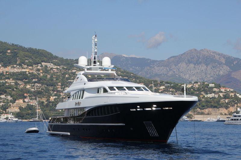 Mon Plaisir off Monaco