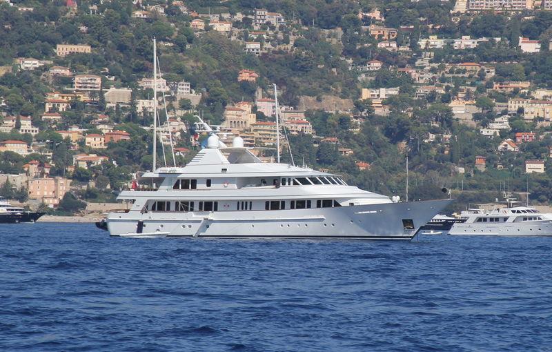 Rasselas in Monaco