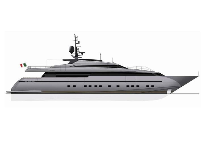 THE KINGDOM yacht Sanlorenzo