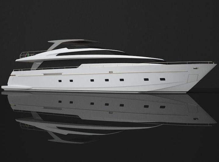 SANLORENZO SL104 / 609  yacht Sanlorenzo