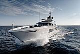 Moskito yacht cruising