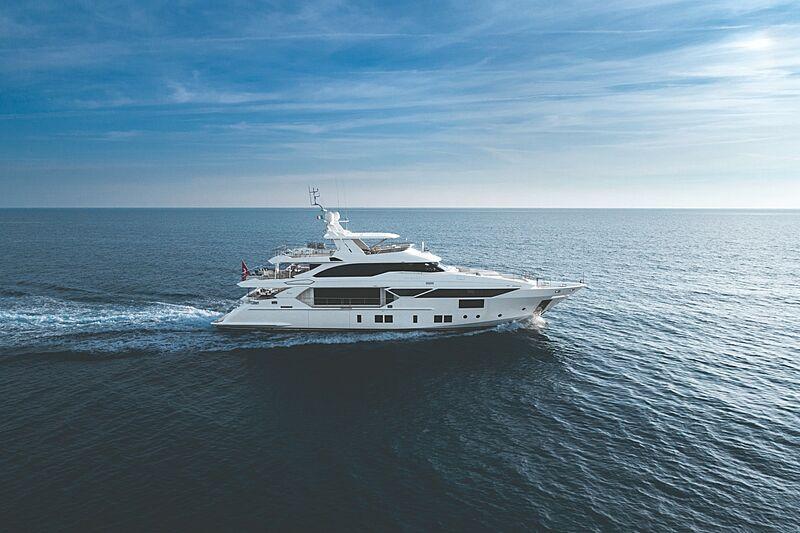 Inspiration yacht cruising