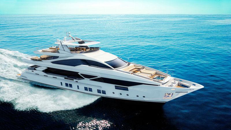 JACOZAMI yacht Benetti