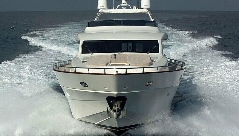 Habano yacht cruising