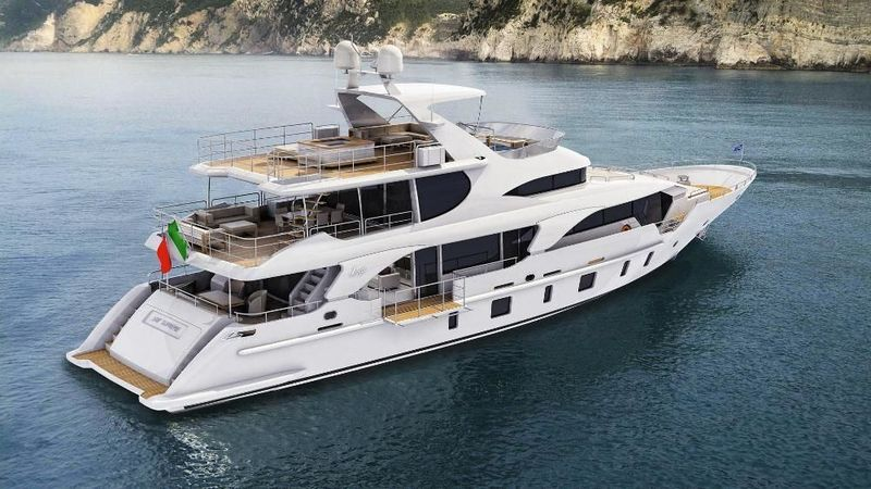 RUF-FLES yacht Benetti
