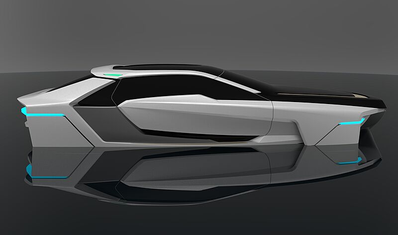 Future-E concept craft