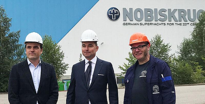 Nobiskrug takeover - Philipp Maracke and Lars Windhorst