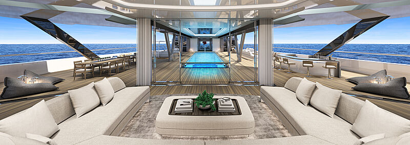 REX yacht concept from Harrison Eidsgaard