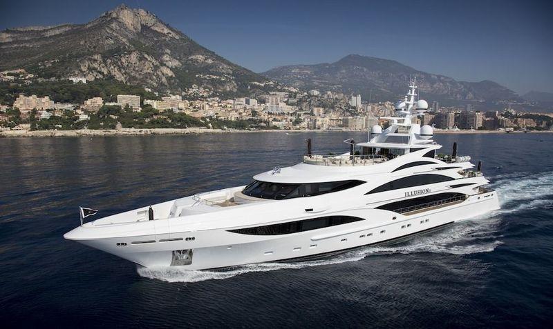 ILLUSION V yacht Benetti
