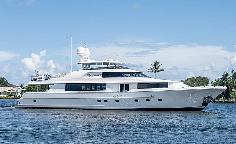 My Tammera yacht profile