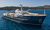 Legend yacht in Cala di Volpe