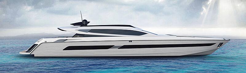 Otam 115 yacht exterior