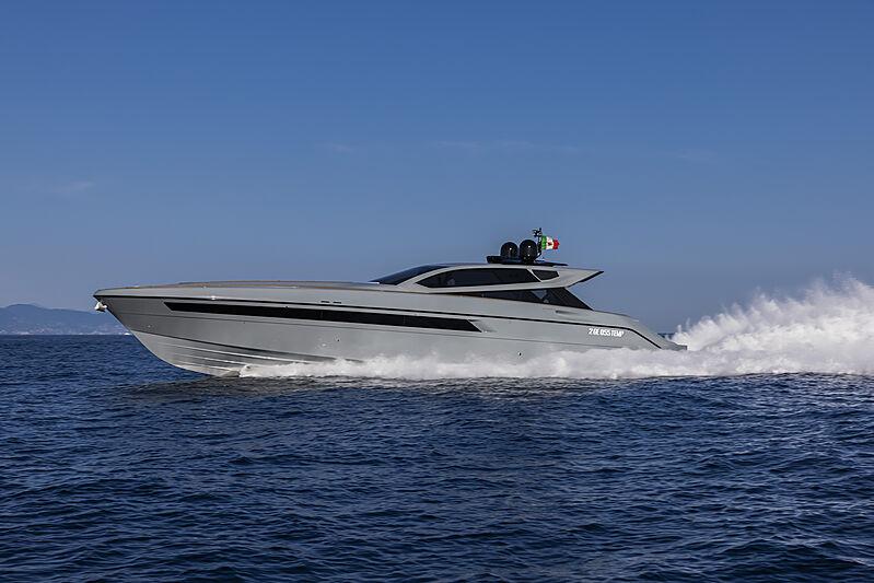 Otam 70HT yacht cruising