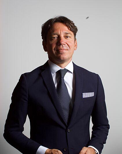 Nicola Pomi Azimut Yachts General Manager
