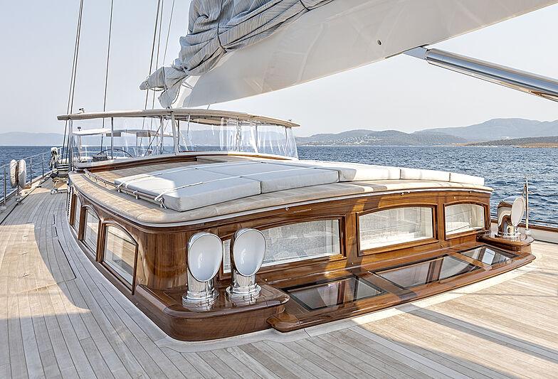 Grace III deck