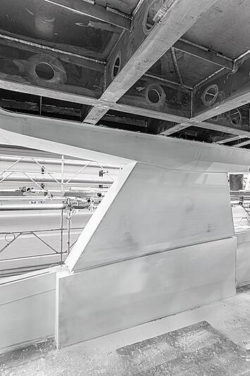 Tankoa S501 fourth hull under construction