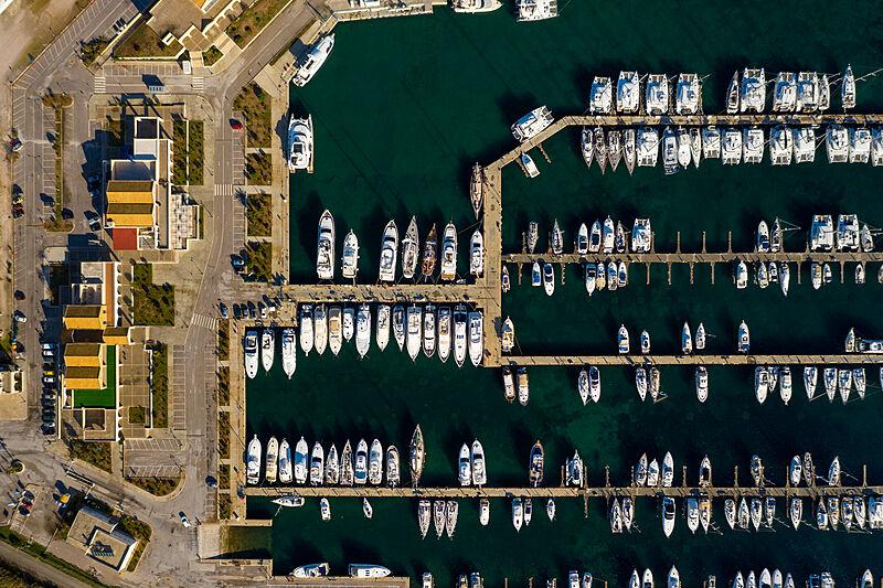 Olympic Marina, Sounio, Greece