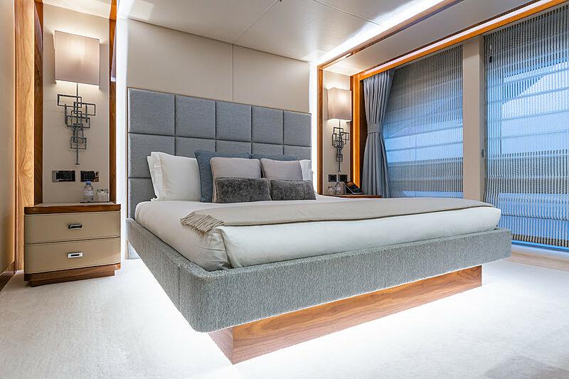 Princess AVK yacht stateroom