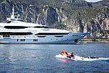 Princess AVK yacht anchored