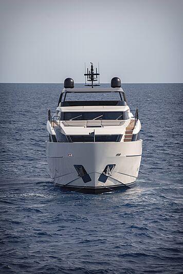 Sanlorenzo SL90 Asymmetric yacht exterior