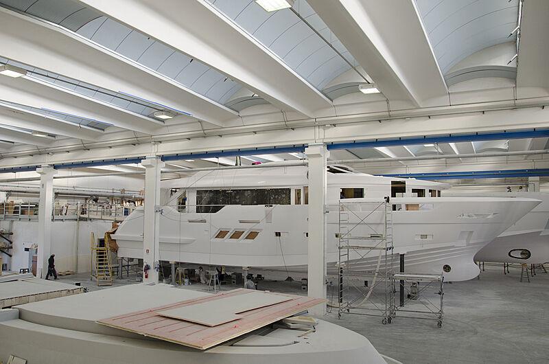 Sunsea Italian Yacht shipyard