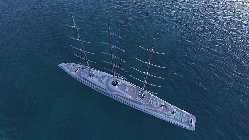 Norway yacht concept from Kurt Strand