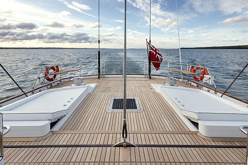 Imagine D yacht deck