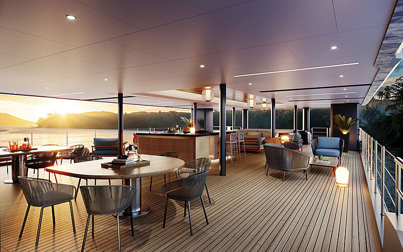 SeaXplorer 60 yacht Damen Yachting