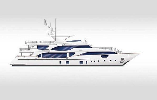 MY JOHANNA yacht Benetti