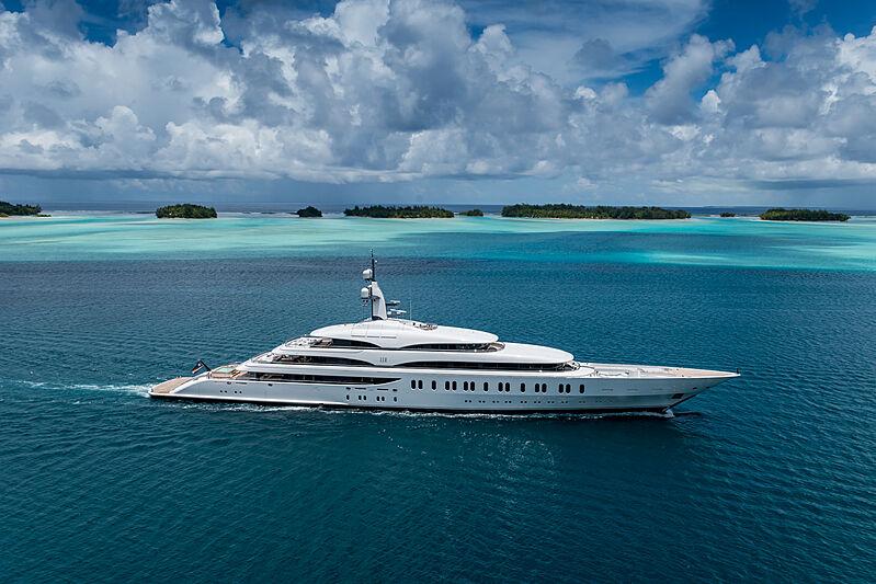 IJE yacht cruising