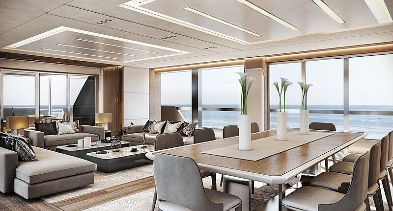 Atlante Classic 33 interior design
